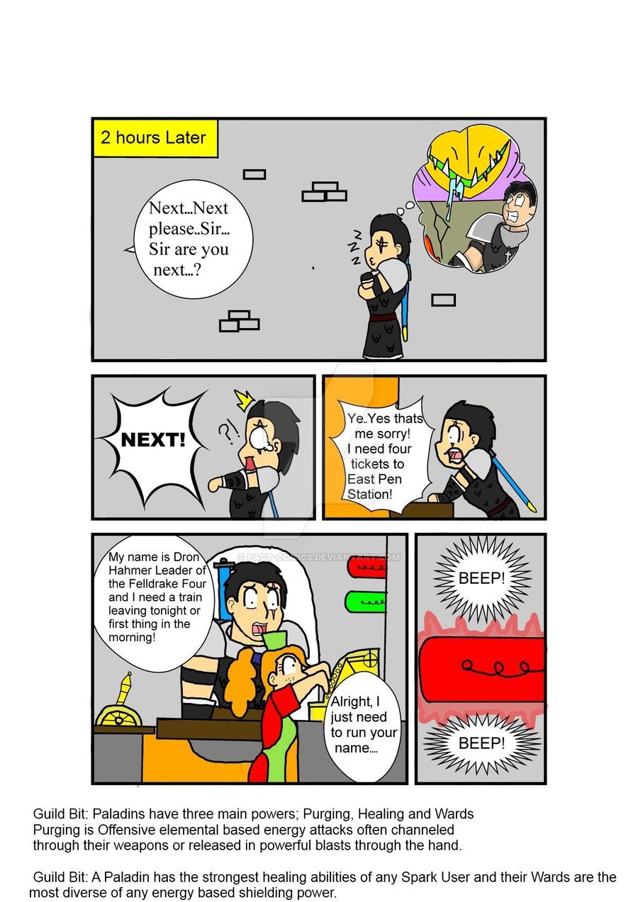 christian comics - pact comics
